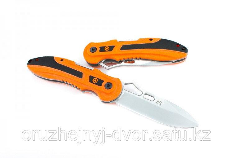 Нож складной туристический Ganzo G621-OR