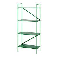 Стеллаж ДРАГЕТзеленый ИКЕА  IKEA, фото 1