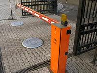 Автоматический шлагбаум GARD 6500, высокоинтенсивная работа