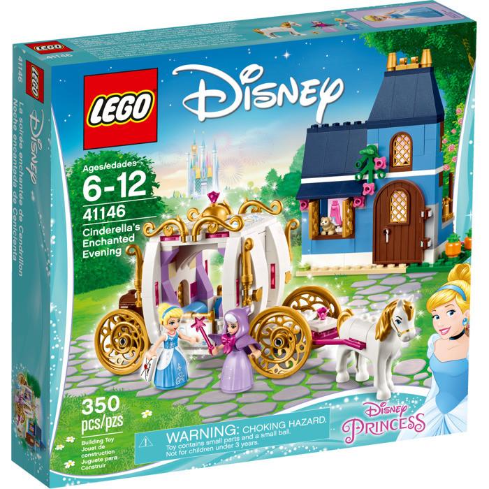 41146 Lego Disney Сказочный вечер Золушки, Лего Принцессы Дисней