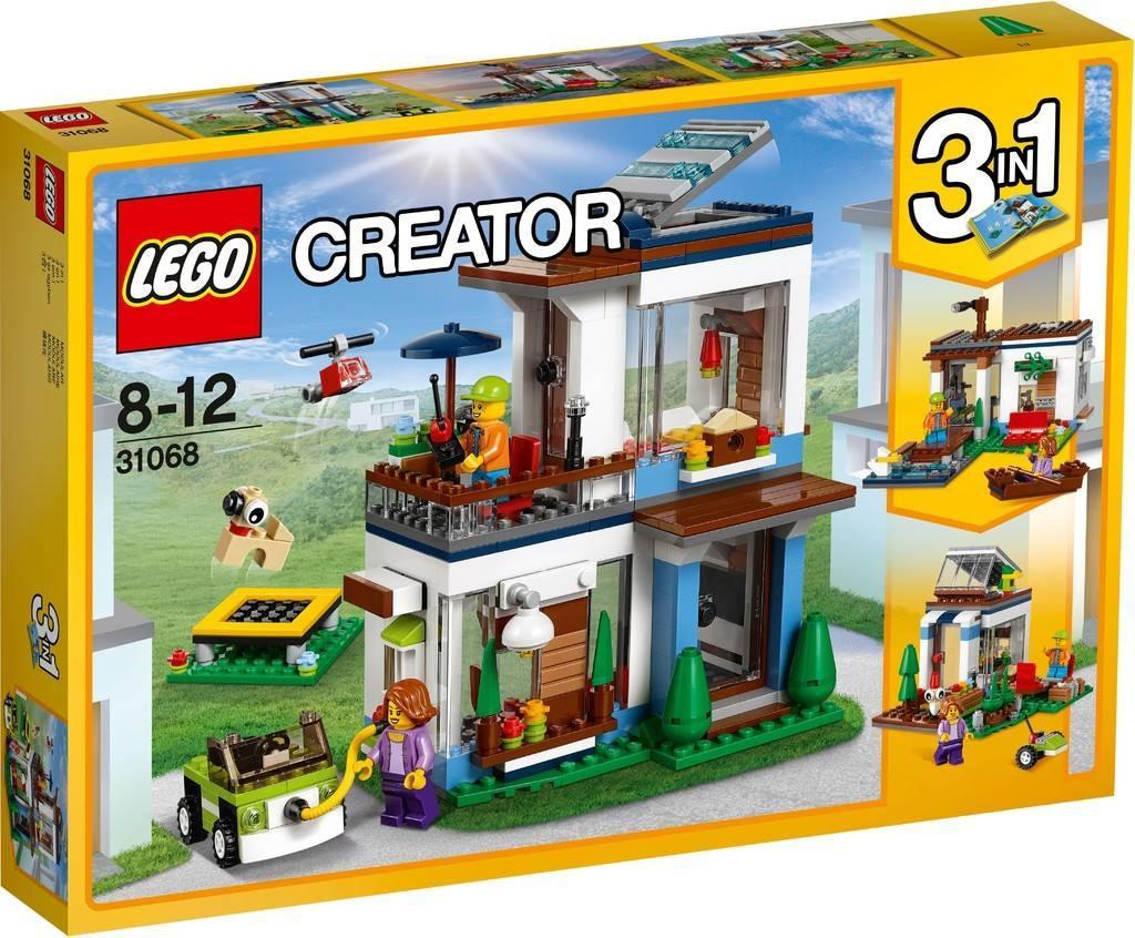 31068 Lego Creator Современный дом, Лего Креатор