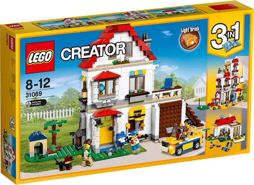 31069 Lego Creator Загородный дом, Лего Креатор