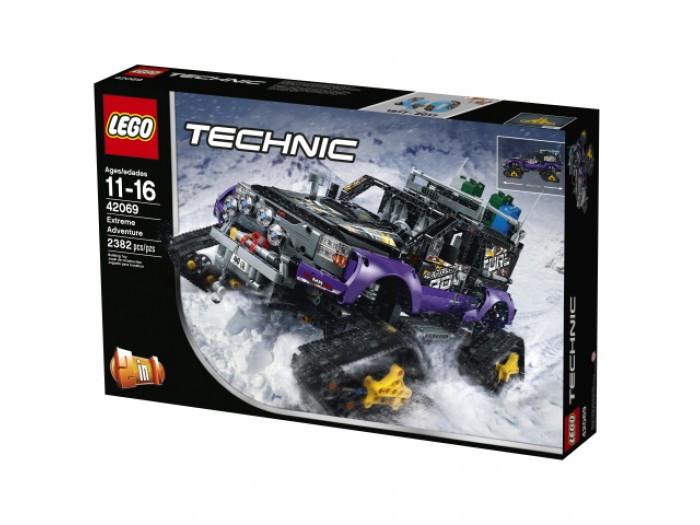 42069 Lego Technic Экстремальные приключения, Лего Техник