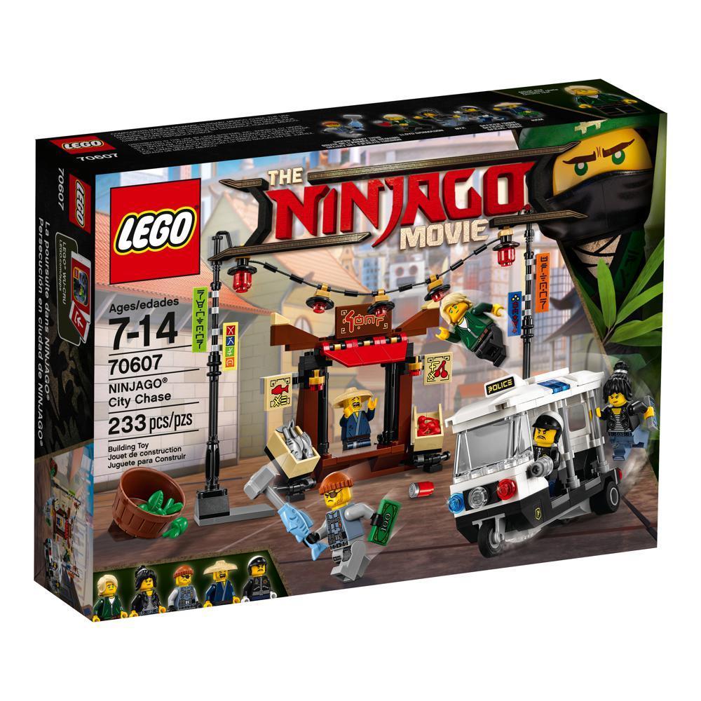 70607 Lego Ninjago Ограбление киоска в Ninjago Сити, Лего Ниндзяго