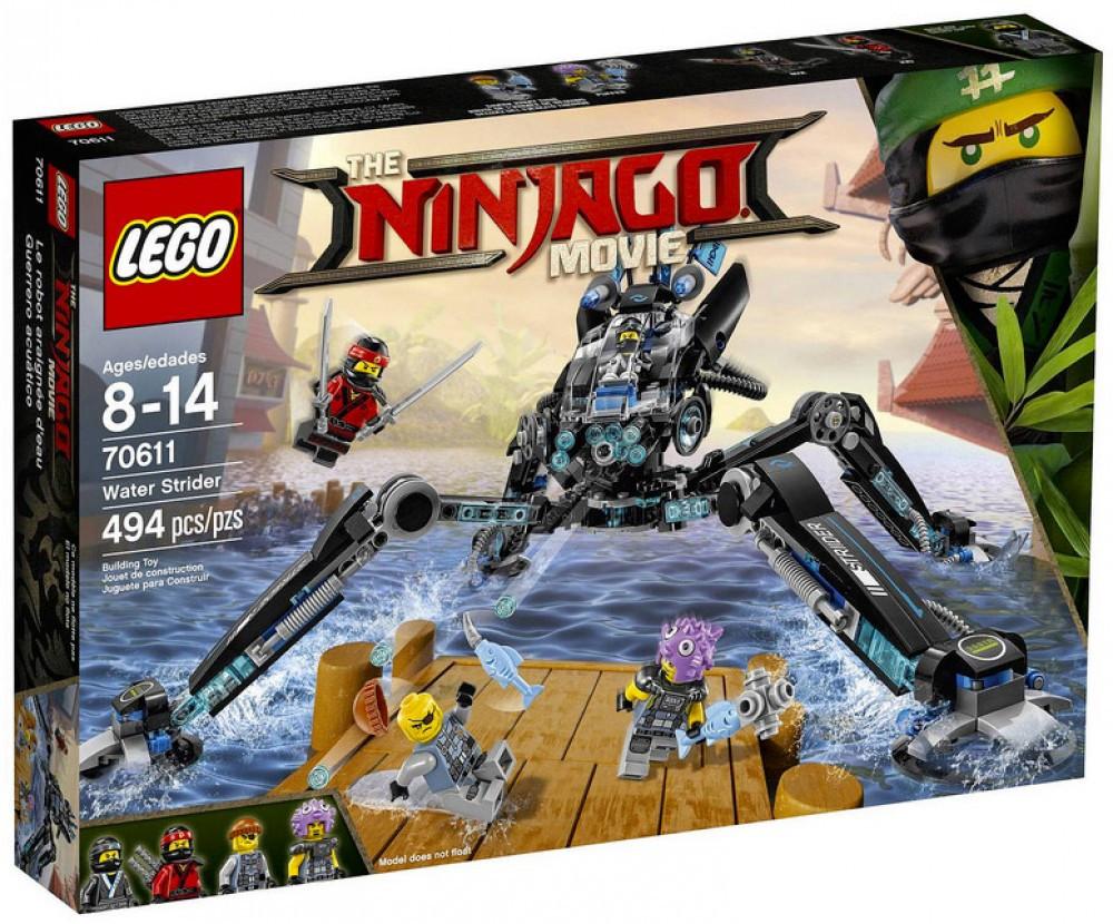 70611 Lego Ninjago Водяной Робот, Лего Ниндзяго