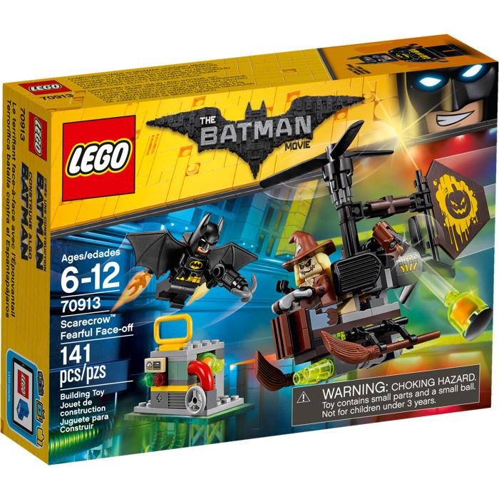 70913 Lego Лего Фильм: Бэтмен Схватка с Пугалом