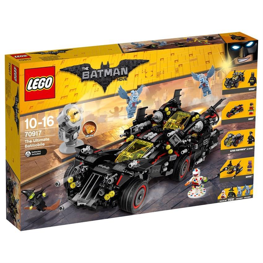 70917 Lego Лего Фильм: Бэтмен Крутой Бэтмобиль