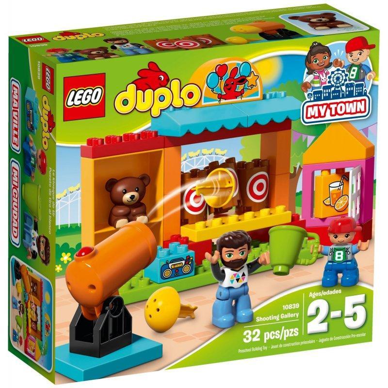 10839 Lego Duplo Тир, Лего Дупло