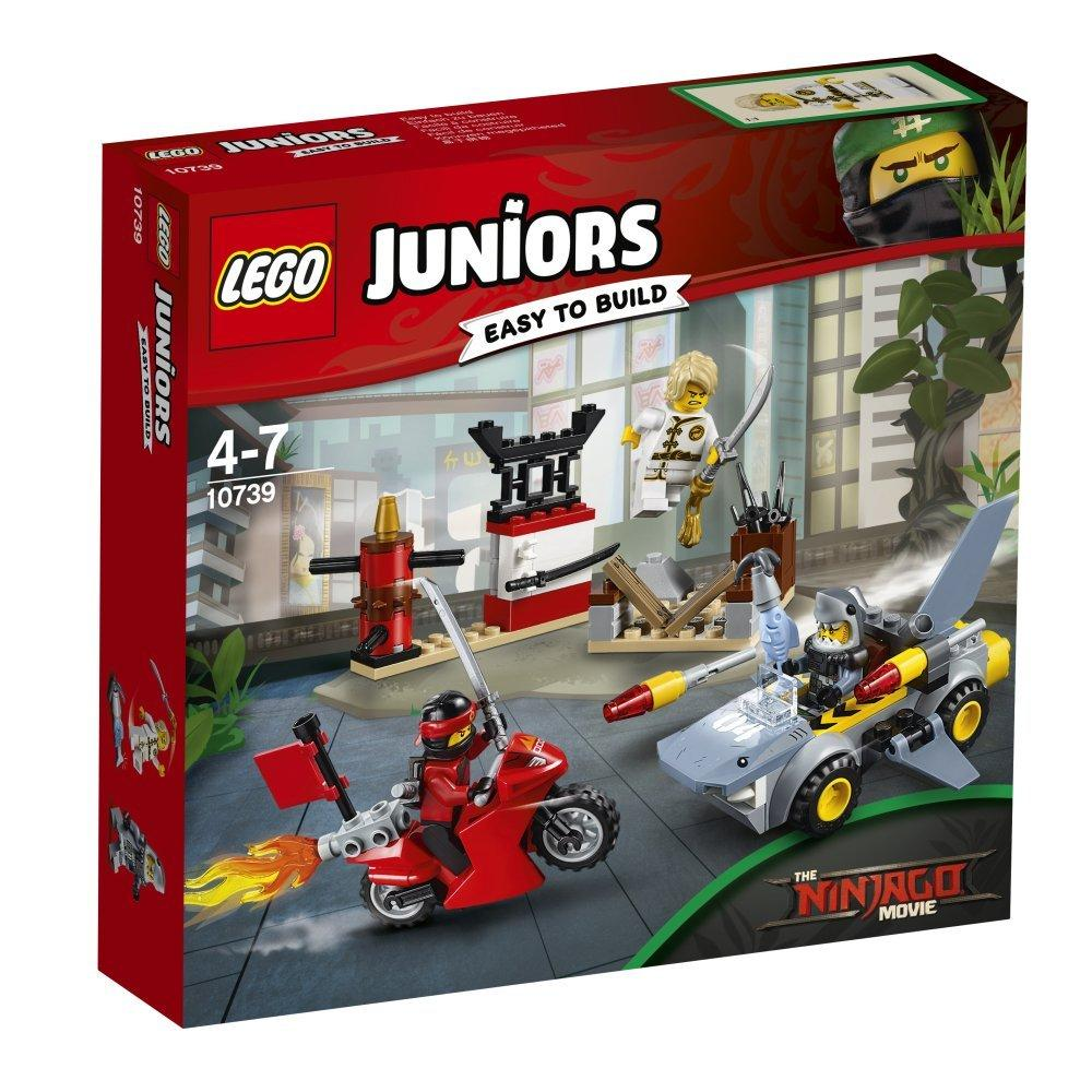 10739 Lego Juniors Ninjago: Нападение акулы™, Лего Джуниорс