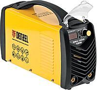 Аппарат инвертор. дуговой сварки ММА-180ID, 180 А, ПВР 60%, диам.эл.1,6-4 мм, провод 2м// DENZEL