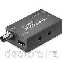 Blackmagic Design UltraStudio Mini Recorder плата ввода видео