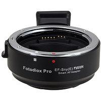 Fotodiox Pro EF/E-Mount спидбустер, фото 1