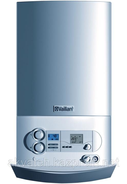 Настенный газовый отопительный двуконтурный котел Vaillant TURBO TEC plus 24 kW