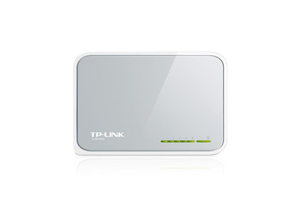 Настольный коммутатор Tp-link TL-SF1005D (10/100 Мбит/с)
