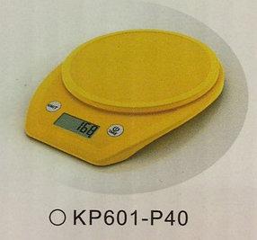 Весы кухонные  Electronic Kitchen Scale - KP601 Жёлтые КР601-Р40