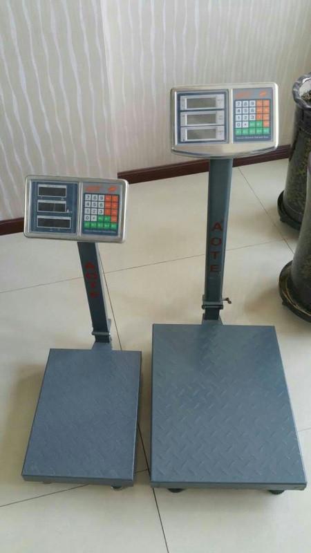 Весы торговые, складские Aote до 200 кг