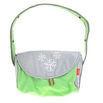 Детские Санки-коляска «Ника Детям 4». Цвет зелёный, фото 3