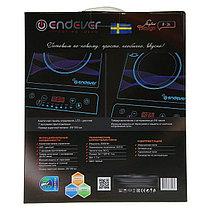 Плита индукционная электрическая Endever Skyline IP-26, 2000 Вт, 7 программ, фото 3
