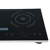 Индукционная плита iplate YZ-C20, 2 конфорки, 3100 Вт., электронное управление, дисплей, фото 3