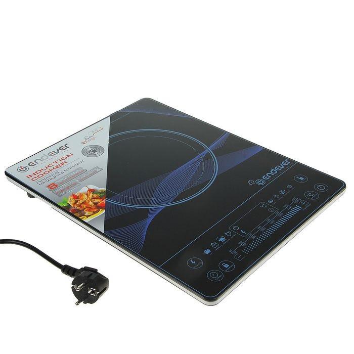 Плита индукционная электрическая Endever Skyline IP-32 , 2200 Вт, 8 программ