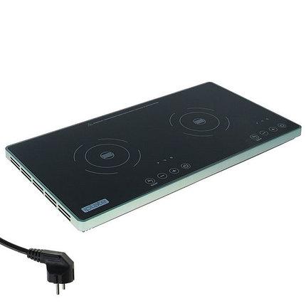Индукционная плита iplate YZ-QS, 2 конфорки, 2900 Вт, фото 2