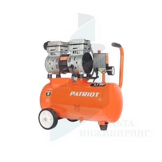 Безмасляный компрессор PATRIOT WO 24-160 (поршневой)