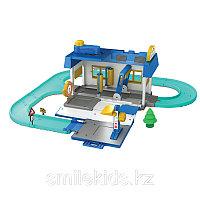 Игровой набор Silverlit Robocar Poli Мойка, фото 1