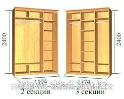 ШКАФ КУПЕ ДЛЯ ПРИХОЖИЙ, фото 2