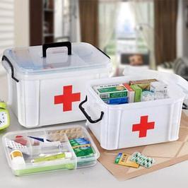 Аптечки и органайзеры для хранения