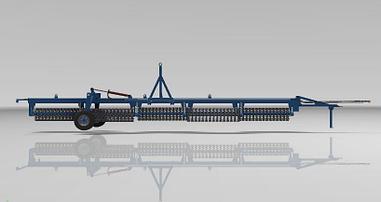 Катки кольчато-шпоровые типа ККШ-12 520мм