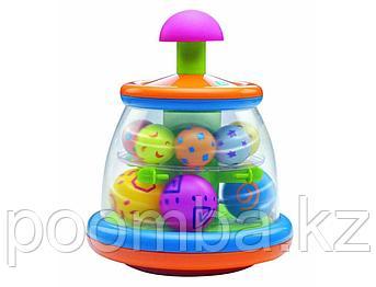 """Развивающая игрушка""""Sensory""""-Юла с шариками"""