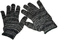 Перчатки хозяйственные х\б серые