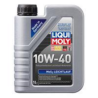 Моторное масло LIQUI MOLY MOS2 LEICHTLAUF 10W-40 1 литр