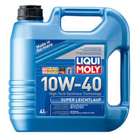 Моторное масло LIQUI MOLY SUPER LEICHTLAUF 10W-40 4 литра
