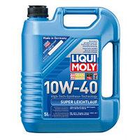 Моторное масло LIQUI MOLY SUPER LEICHTLAUF 10W-40 5 литров