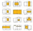 Линия для вклейки окошек Kohmann F-1100 Universal, фото 2