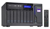 QNAP TVS-882BRT3 – новое сетевое хранилище с приводом Blu-ray