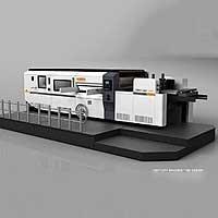 Century Alligator - автоматические плосковысекальные прессы для гофрокартона