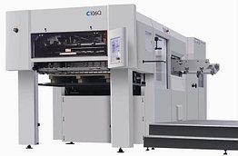Guowang Progressor C-106Q - автоматическая машина для высечки