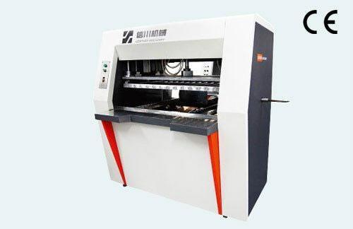 Автоматическая машина для удаления внутренних отверстий из пачки CENTURY QFQN1300