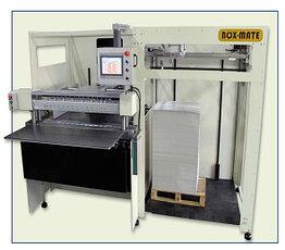 Автомат для удаления облоя и разделения заготовок BOXMATE