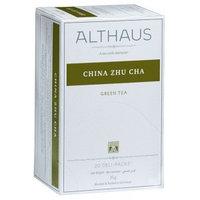 Althaus зеленый чай China Zhu Cha, 20 пакетиков
