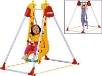 Качели Жираф для одного ребенка Haenim Toys DS-707, фото 1