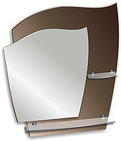 "Зеркало ""Континент"" Ардео 585х690"