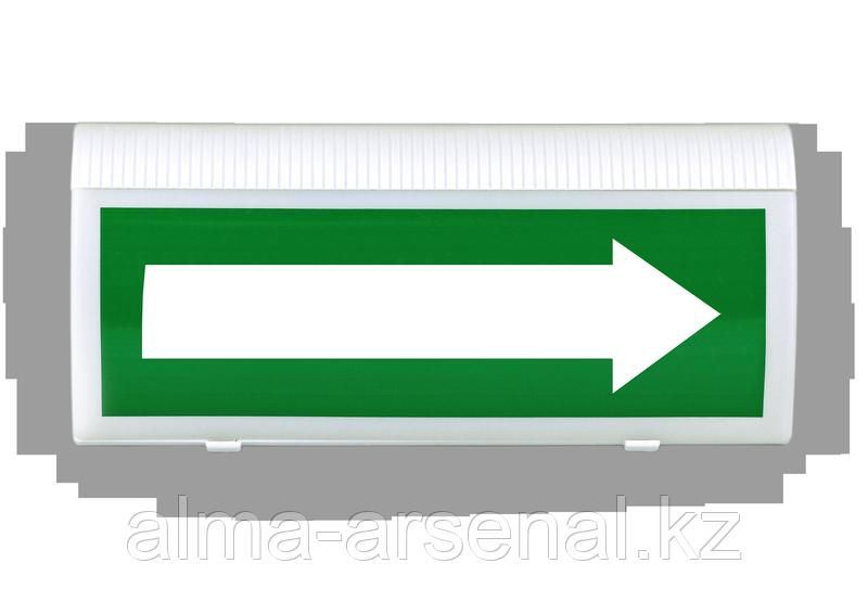 Оповещатель пожарный световой адресный радиоканальный с сиреной ВОСХОД-РС1-02