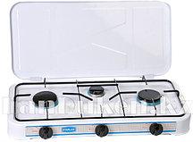 Газовая плита трехконфорочная переносная Megalux SL-2855