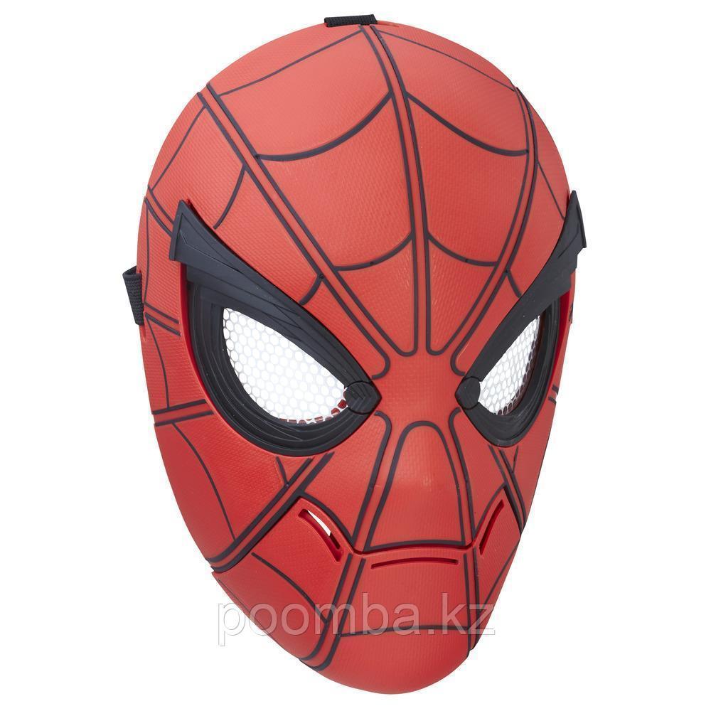 """Spider Man""""Возвращение домой"""" - Интерактивная Маска"""