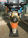 Вибротрамбовка бензиновая Honda GX160, фото 4
