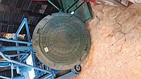 Люк 1,5 т. полимер-песчаный