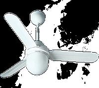 Потолочный вентилятор с люстрой NORDIK DESIGN 1S/L 120/48